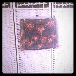 Sequence flower skirt